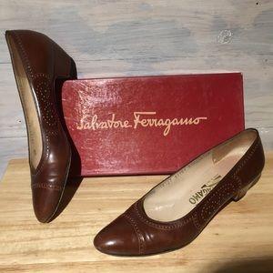 Vintage Margi Salvatore Ferragamo Pumps